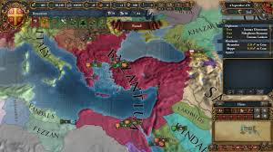 Byzantine Empire Map Tradition And Honor Byzantium 476 Extended Timeline Paradox