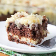 german chocolate cheesecake cake the country cook