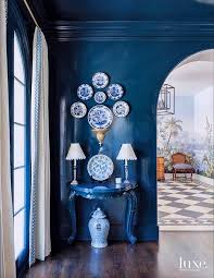 Stunning Interiors For The Home Best 25 Blue Interiors Ideas On Pinterest Dark Blue Colour