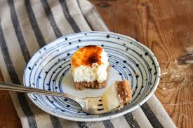 Creme Brulee For A Crowd Recipe Mini Cheesecake Brulee The Little Epicurean