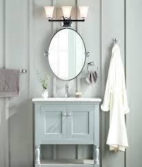 wall mirrors oval bathroom tilt wall mirror rectangular tilt