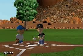 Download Backyard Baseball Backyard Baseball 2005 Screenshots Hooked Gamers