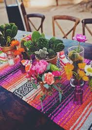 Mexican Themed Decorations Best 25 Mexican Table Setting Ideas On Pinterest Mexican