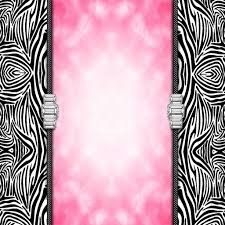 ordinary pink zebra wallpaper for bedrooms part 1 pink zebra