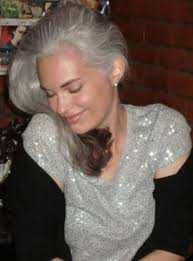 looking with grey hair grey is beautiful or is it gray gray hair and facebook