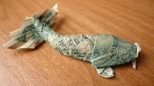 cara membuat origami bunga dari uang kertas 13 seni origami menakjubkan dari uang kertas