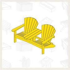 25 melhores ideias de wooden chair plans no pinterest cadeira
