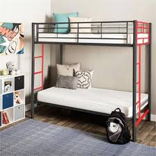 Bunk Bed With Mattress Discount Bunk Beds For Your In Dmv Jmd Furniture