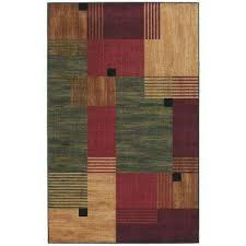 6 x 9 geometric area rugs rugs the home depot
