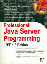 professional java server programming j2ee 1 3 edition pb 1st