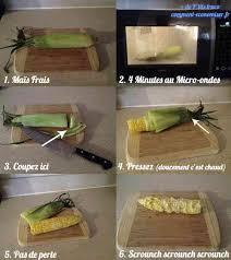 cuisiner mais l astuce pour cuisiner un épi de maïs en 5 min chrono