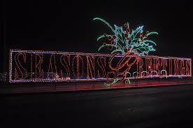 yukon ok christmas lights city of yukon