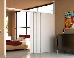 Sliding Door Room Divider Sliding Door Room Divider Houzz Retractable Ideas Wall Partition