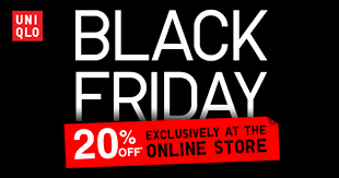 uniqlo black friday 2017 sale deals save up to 50