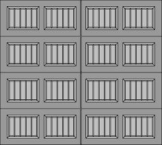 medium duty steel garage doors from assa abloy entrance systems beadboard panel design