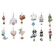 12 days of ornament set ebay