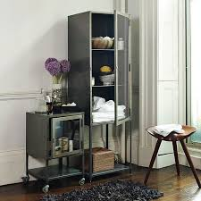 Outdoor Metal Storage Cabinet Black Metal Storage Cabinets U2013 Indoor U0026 Outdoor Decor
