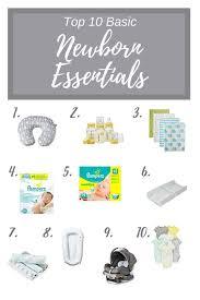 newborn essentials top 10 basic newborn essentials tale of two smiths