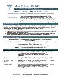 new nurse resume stunning idea nurse resume samples 6 nursing