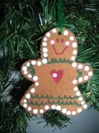 cookie ornaments recipe lights decoration