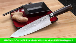 kan core chef knife a professional chef knife for everyone by