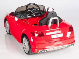 audi tt remote car licensed audi tts roadster electric ride on sports car with remote