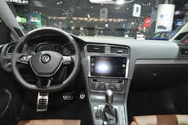 volkswagen golf 2017 interior u s spec 2018 volkswagen golf revealed ahead of new york motor
