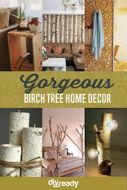 birch tree home decors diy projects craft ideas u0026 how to u0027s for