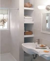 Built In Shelves In Bathroom Built Ins For Small Bathrooms Search Bathroom Remodel
