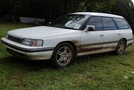 modified subaru legacy muddy subaru subaru legacy liberty offroad wagon
