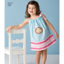 toddlers dresses simplicity