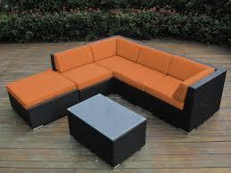 Braddock Heights 7 Piece Patio Dining Set Seats 6 - outdoor sectional sofa mainstays ragan meadow ii 7piece outdoor