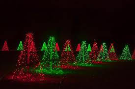 christmas lights in phoenix 2017 illumination phoenix arizona holiday drive thru light show