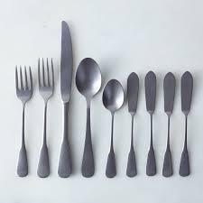 american made shelburne flatware on food52