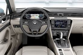 Volkswagen Cc 2014 Interior All New 2015 Vw Passat First Photos And Live From Presentation