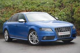 audi s4 for sale pistonheads used 2011 audi s4 s4 tfsi quattro 4dr s tronic for sale in