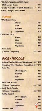 asia kitchen menu asia kitchen sector 63 noida delhi burrp