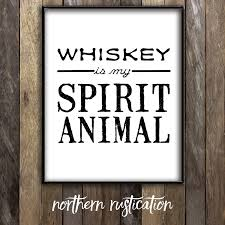 jack daniels home decor whiskey print whiskey is my spirit animal whiskey quote man
