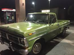 1972 ford f250 cer special 1972 ford f 250 cer special lime green which was only