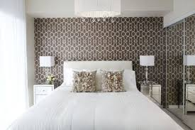 Wallpaper For Bedroom Walls What You Need To Consider When Wall Papering A Bedroom
