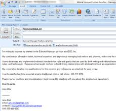 email cover letter ecover letter cover letter email cover letter