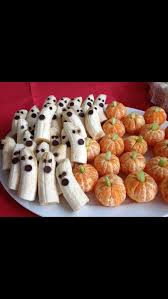 Easy Healthy Halloween Snack Ideas Cute Halloween Fruit And 12 Best Halloween Scares Images On Pinterest Halloween Recipe