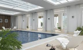 luxury house plans with indoor pool indoor pools