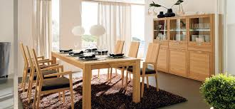 wood dining room sets 30 modern dining rooms