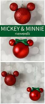 ornaments mickey mouse tree ornaments my