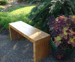 one sheet plywood bench 7 steps with pictures