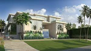 contemporary style house plans palm contemporary style house design stirs up controversy