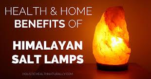 himalayan salt rock light health home benefits of himalayan salt ls
