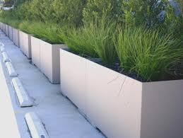 large concrete planter concrete planter box designs homesfeed large concrete planter