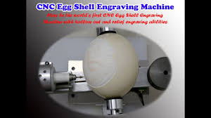 400xs Engraver Cnc Egg Shell Engraving Machine Youtube